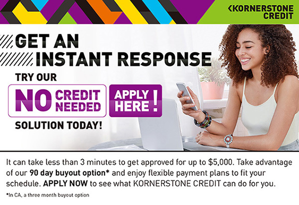 Kornerstone Credit Apply Now